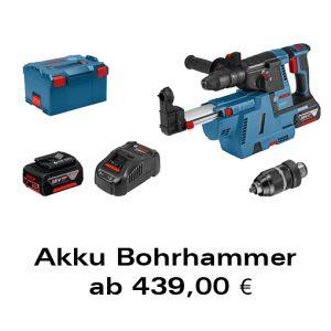 Akku-Bohrhammer