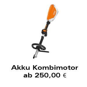 Akku-Kombimotor