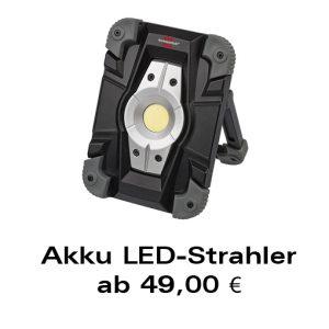 AkkuLED-Strahler