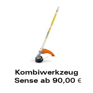 Kombiwerkzeug-Sense